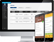 Система автоматизации служб такси ProTaxi