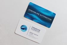Визитка Streamline automation
