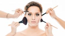 Фотография для журнала косметики