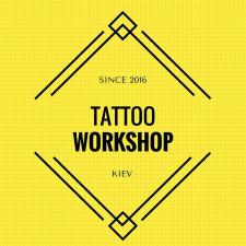 Логотип тату-студии