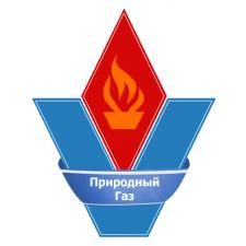 """Лого """"Природный газ"""""""