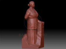 Изготовление монумента из мрамора