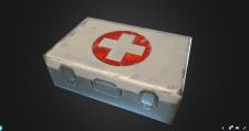 lowpoly medbox