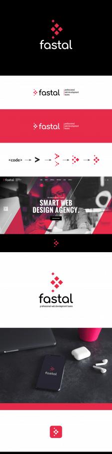Логотип • Fastal