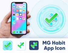 Icon for mobile app