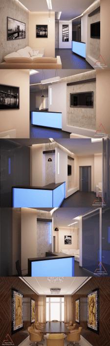 Дизайн офиса в Киеве