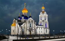 Собор в г. Ростов-на-Дону