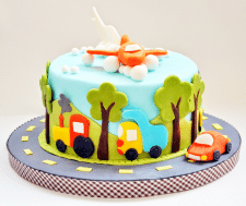 Лучший торт на детский день рождения