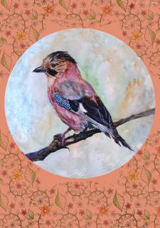 Серія птахів