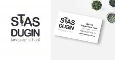 Разработка логотипа + визитка