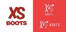 Редизайн лого для XS BOOTS