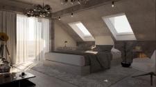 Інтер'єр спальної кімнати