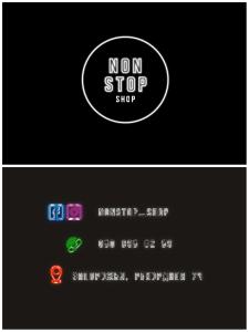 Создание визитки для компании