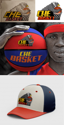 Logo Che-basket