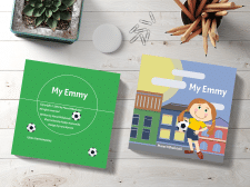 Верстка книги для детей
