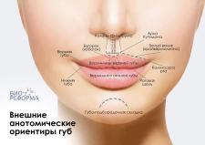 отрисовка плаката косметологии