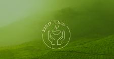 Логотип для чайной продукции