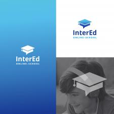 Логотип. On-Line школа