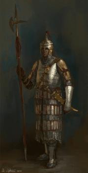 Study armor