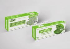 Дизайн упаковки пластырей