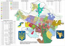 Карта для выборов