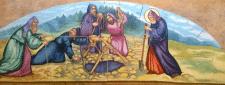 Настенная роспись. Почаевская лавра