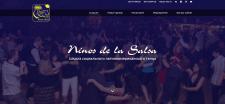 Сайт школы социального латиноамериканского танца