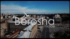 Промо ролик для интернет магазина одежды Berosha