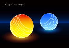 Векторные шары с использованием 3D