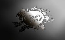 Choco print logo