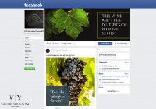 Оформление странички Facebook