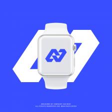 Sport N Letter Logo