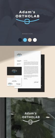 разработка лого и фирменного стиля