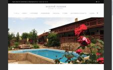 Сайт мини гостиницы в Крыму