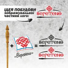 Лого для магазину одягу в етностилі