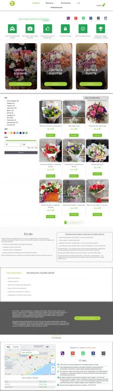Сервіси доставки квітів