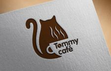 Логотип - Tommy Cafe