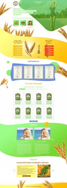 Landing page Kostiv