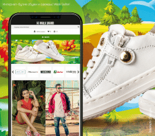 Интернет-бутик обуви и одежды | Walk Safari