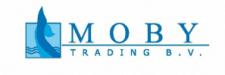Разработка логотипа для Moby Trading