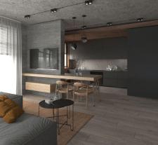 Квартира - студия