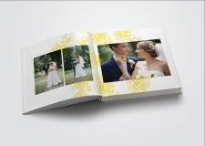 Свадебная фото книга