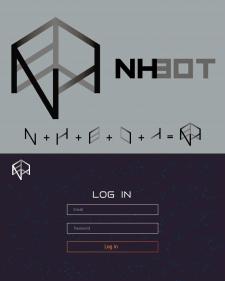 Логотип NH BOT