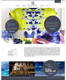 Интернет каталог Couture de fleur