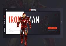 Мстители - Железный Человек