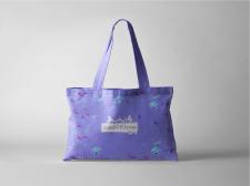 Торбинка для жіночого магазину одягу