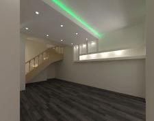Квартира. Планирование освещения.