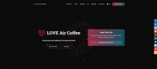 Landing LOVEAirCoffee
