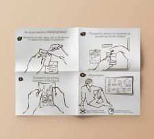 Иллюстрация инструкции по использованию