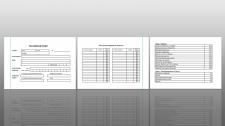 Изготовление документации. Расходный ордер.